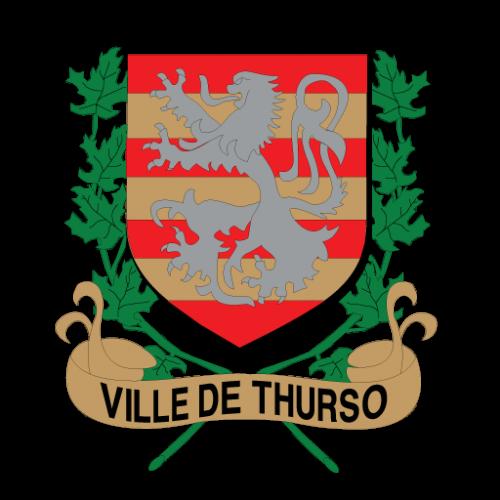 cropped Armoiries Ville de Thurso - Ville de Thurso