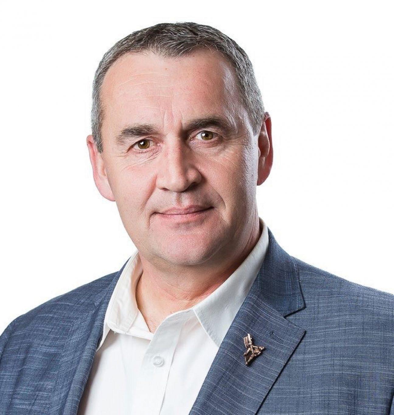 Benoit Lauzon discours du maire - Ville de Thurso
