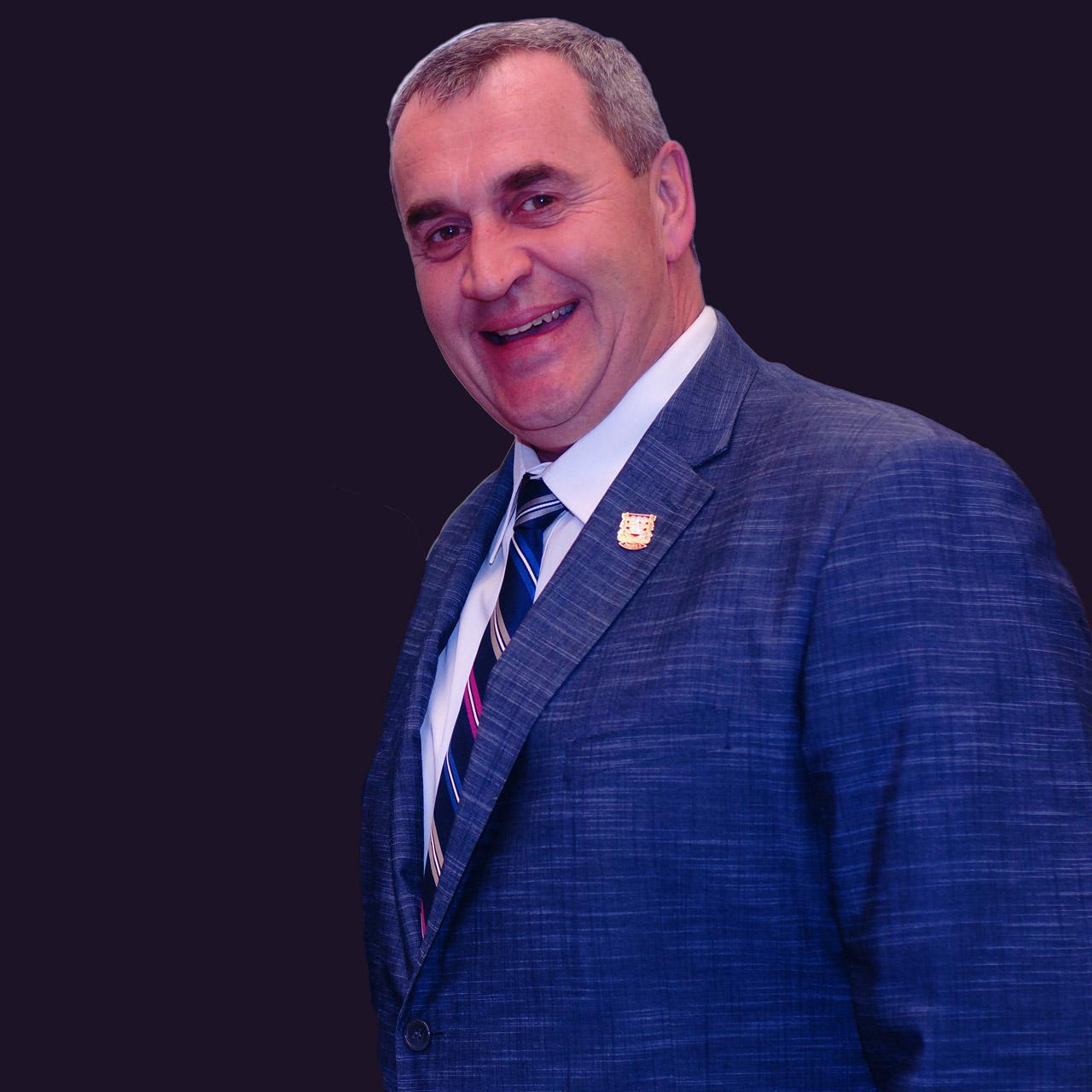 Benoit lauzon maire - Ville de Thurso