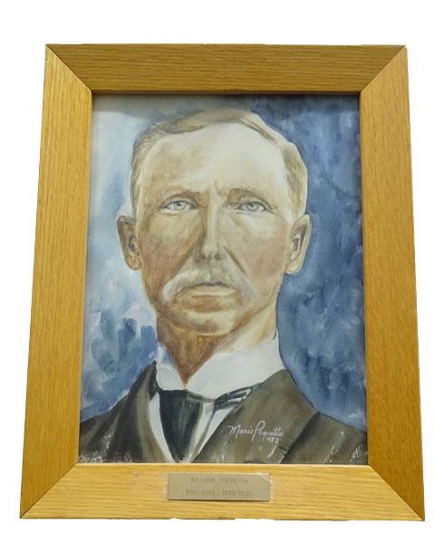 1898 1908 William H. Thomson - Ville de Thurso