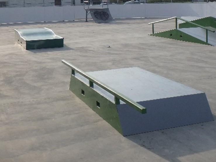 image skatepark modules - Ville de Thurso