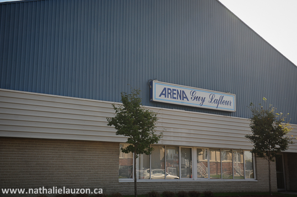 photo aréna guy lafleur - Ville de Thurso