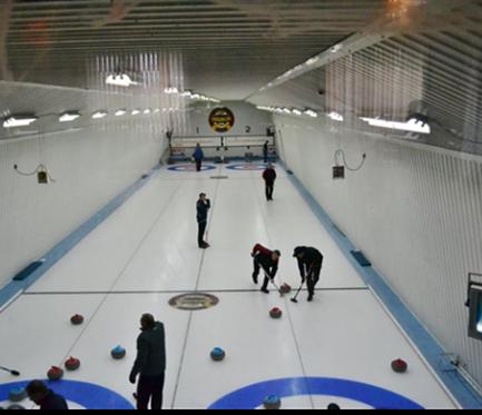 photo curling - Ville de Thurso