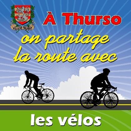 photo piste cyclable - Ville de Thurso