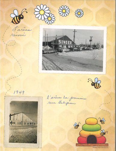 arena Singer 1949 - Ville de Thurso