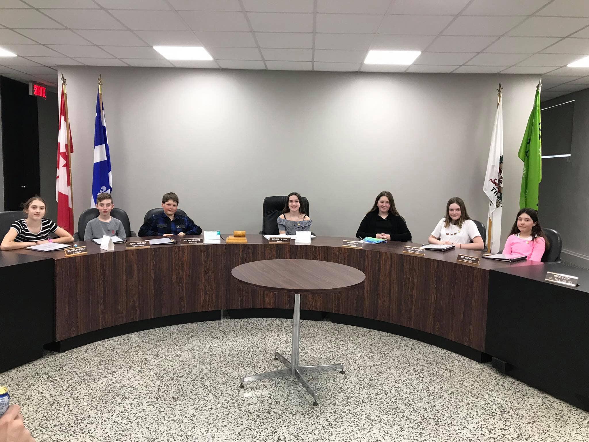 Conseil Municipal Jeunesse 2019-2020