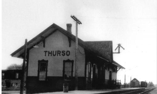 gare - Ville de Thurso