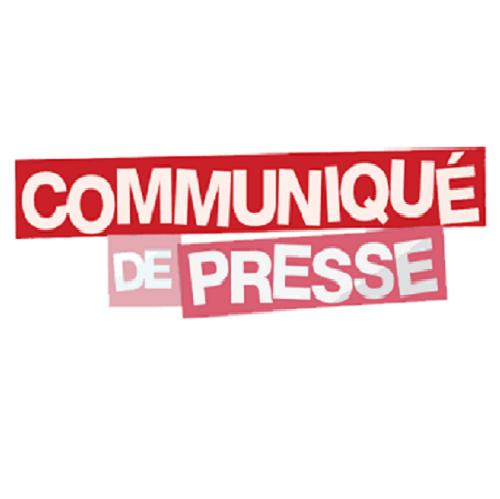 communique de presse en rouge 500x500 1 - Ville de Thurso