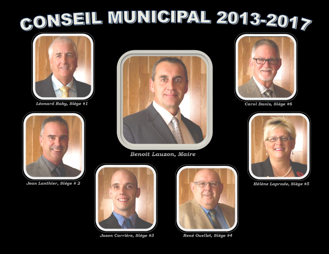 conseil municipal 2013 2017 2 - Ville de Thurso