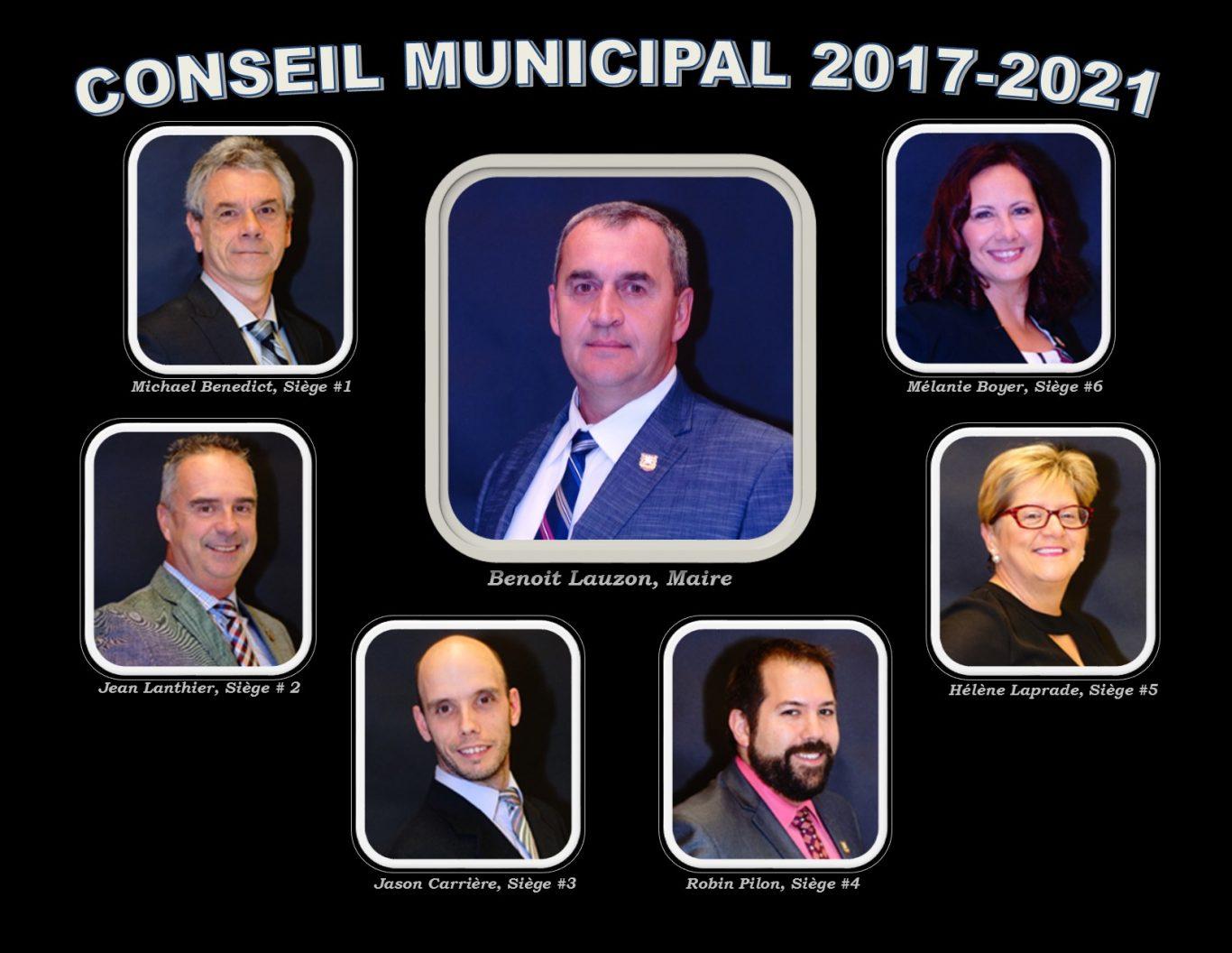 conseil municipal 2017 2021 - Ville de Thurso