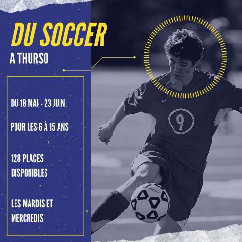 soccer - Ville de Thurso