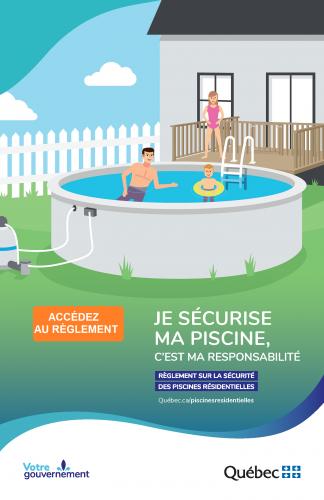 AFFICHE ACCEDEZ AU REGLEMENT ReglementPiscines2021 - Ville de Thurso