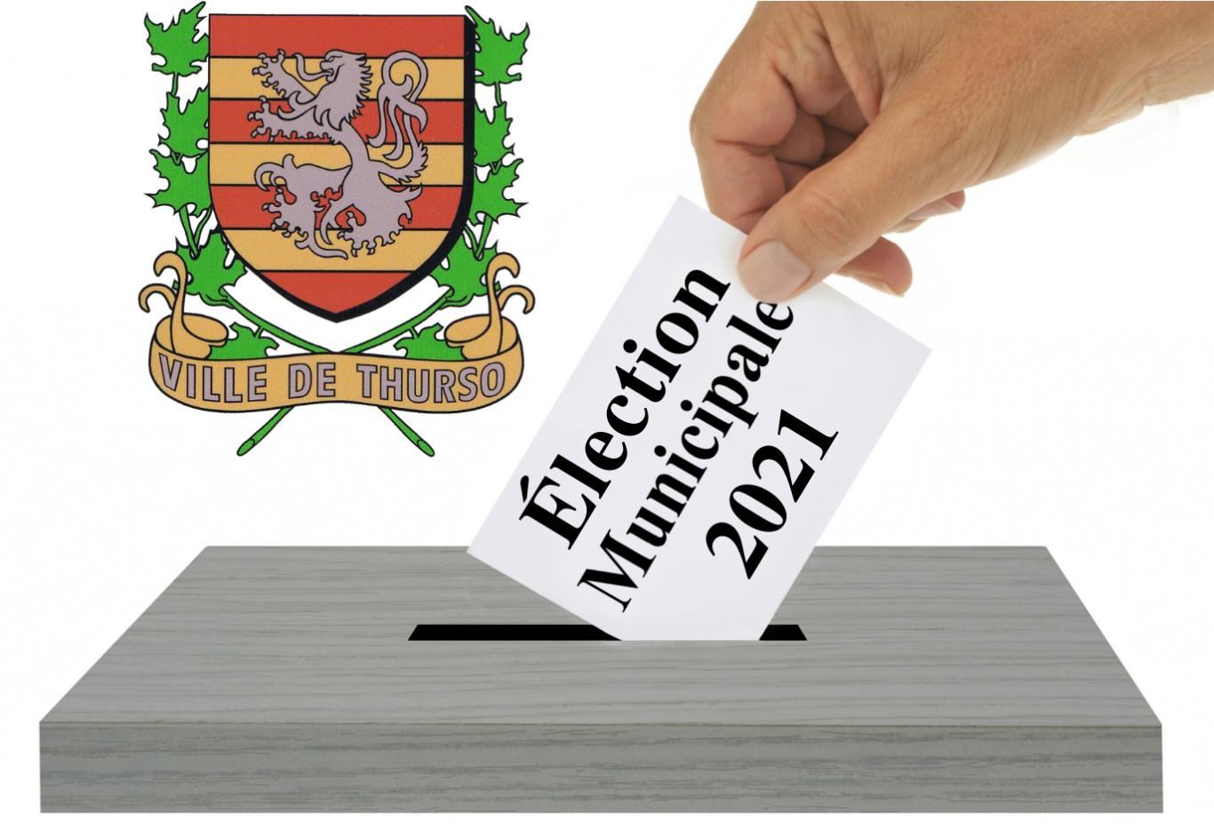 Election ville - Ville de Thurso