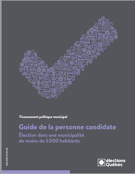 guide du candidat financement municipal - Ville de Thurso